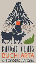 Rifugio Cuiles Buchi Arta di Antonio Fancello